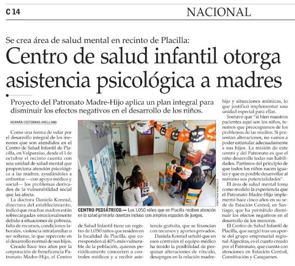 CS Placilla y Salud Mental en EL MERCURIO_02