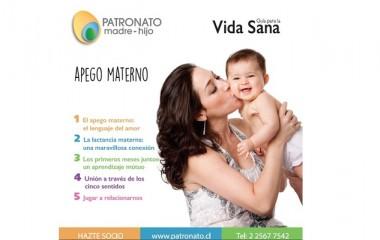 apego materno